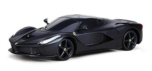 Polistil R/C 951923 - La Ferrari R/C Veicolo, in Scala 1:24, Nero