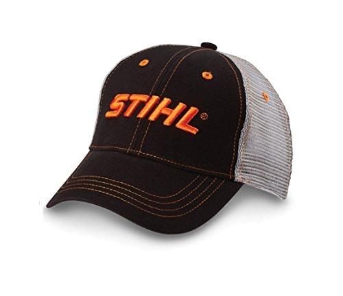 stihl-mens-hat-osfa-black-gray