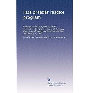 Fast Breeder Reactor Economics | RM.