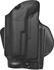Safariland 5188 Paddle Holster, Right Hand, STX Black - For Glock 20/21 5188-38321-411