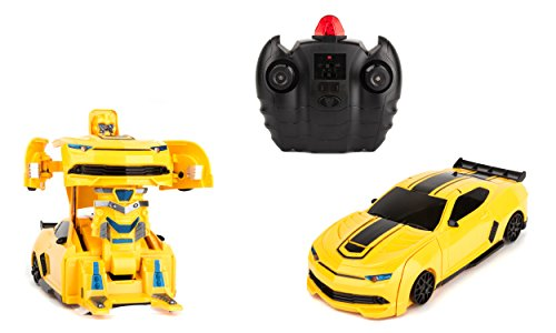 Yellow-Wall-Climbing-Transformable-Robot-Race-Car-Remote-The-Perfect-Christmas-Gift-For-Kids