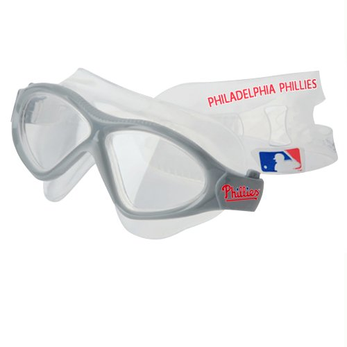 MLB Philadelphia Phillies Pro Sports Eyewear Youth Swim Goggles at Amazon.com