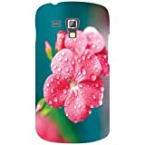 Samsung Galaxy S Duos 7562 Back Cover - Droplets Designer Cases