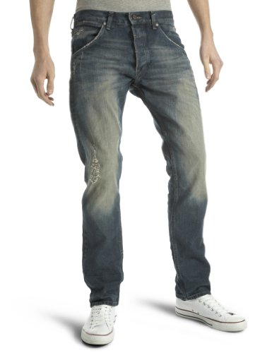 Wrangler Men's Ben Visual Green Jeans Visual Green W11MXR14H3432W 34W x 32L
