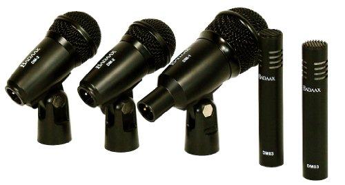 Bad Aax T5400 Drum Microphone Kit