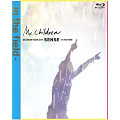 Mr.Children STADIUM TOUR 2011 SENSE -in the field- [Blu-ray]
