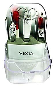 buy vega manicure set set of 8 tools online at low prices in india. Black Bedroom Furniture Sets. Home Design Ideas