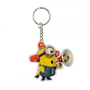 Minions Light Up Keyrings - 12 to choose from!