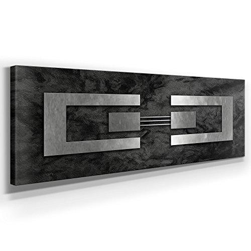 preisvergleich jack dyrell silber auf granit xxl bild kunst xxl willbilliger. Black Bedroom Furniture Sets. Home Design Ideas