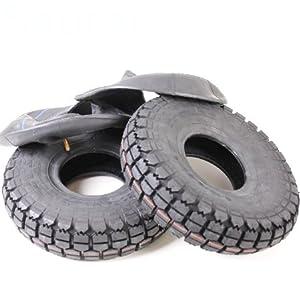 Mach1 jeu de 2 pneus et 2 chambres air pour - Chambre a air trottinette electrique ...