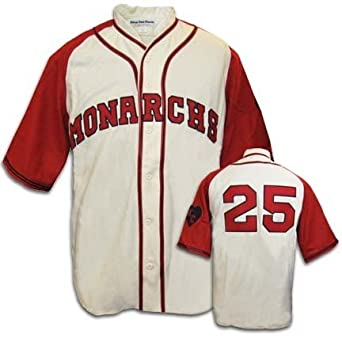 Jersey with #25 (Satchel Paige) from Ebbets Field Flannels: Clothing