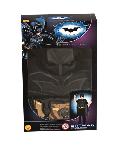 Dark Knight Boxed Set Child Batman Costume