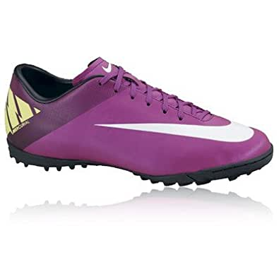 Nike Mercurial Victory Ii Ic Football TrainersRed Plum/WINDCHILL-VOLT-BLACK, 7.5 D(M) US