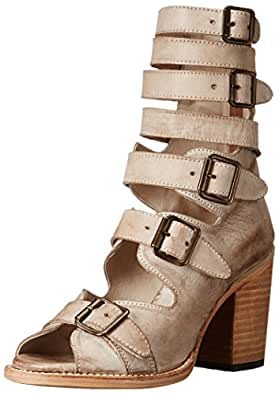 Amazon Com Freebird Women S Bond Heeled Sandal Shoes