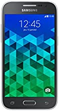 Samsung Galaxy Core Prime Value Edition Smartphone débloqué 4G (Ecran : 4,5 pouces - 8 Go - Simple MicroSIM - Android 5.1 Lollipop) Charcoal Gray