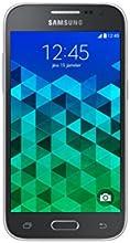 Samsung Galaxy Core Prime Value Edition Smartphone débloqué 4G (Ecran : 4,5 pouces - 8 Go - Simple MicroSIM - Android 5.1 Lollipop) Charcoal Gray