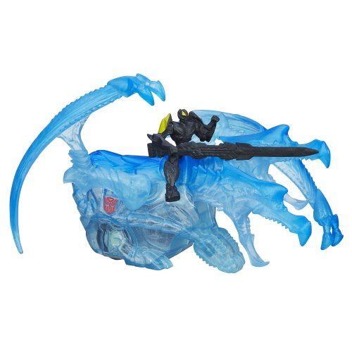 Transformers Age of Extinction Dino Sparkers Bumblebee and Strafe Figures