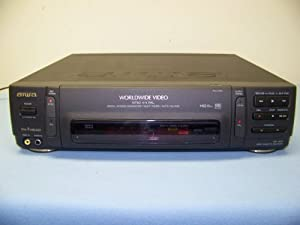 Aiwa HV-MX1 Worldwide Video NTSC/PAL VCR