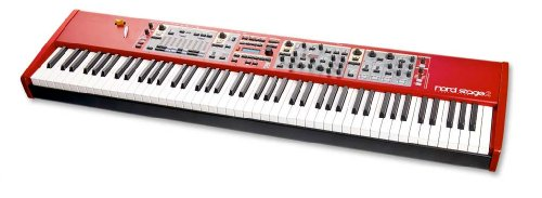 Nord Stage 2 Ha76, 76-Key Hammer Action Digital Stage Piano
