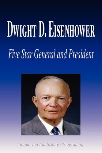 a history of the presidency of general dwight d eisenhower The korean war came to a conclusion with an armistice in the first months of his presidency dwight eisenhower dwight d eisenhower 1942-06-25 major general.