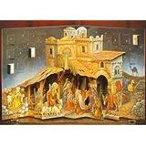 Advent Calendar - Nativity scene - a 3D pop up Christmas advent calendarby Squashed Tomato