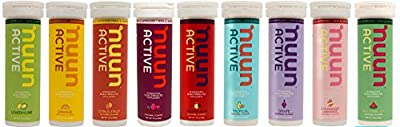 New Nuun Active Hydrating Electrolyte Tablets