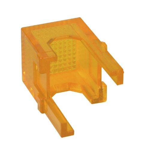 Kopp 763709006 Taste/Kalotte für Leuchttaster und melder, gelb