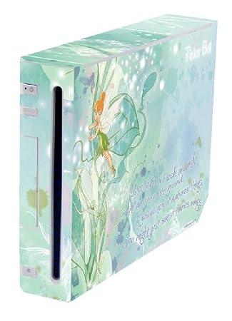 Wii Tinkerbell Green Skin