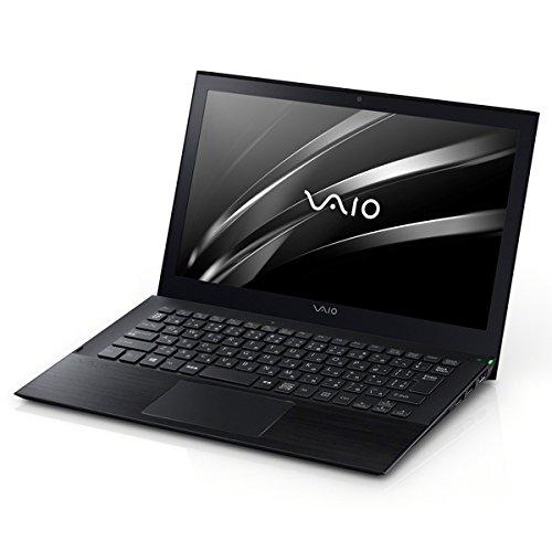 ソニー(VAIO) VAIO ビジネス VAIO Pro 11 (11.6W/タッチ無/W7P64DG/i5/4G/128G/黒/VAIO株式会社製) VJP1111AUL3B