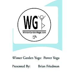 Classroom Series: Power Yoga
