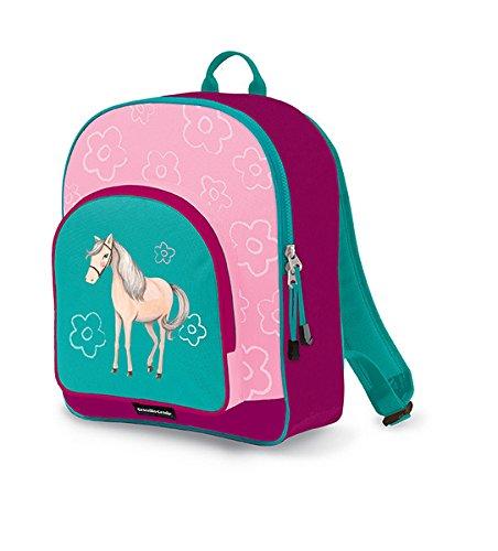 Crocodile Creek Horse Backpack