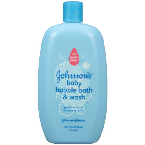 JOHNSON'S® Baby Bubble Bath & Wash