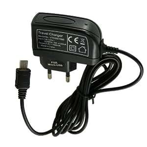 Acce2S - CHARGEUR SECTEUR pour LG A133 RAPIDE 1000 MAH MICRO USB