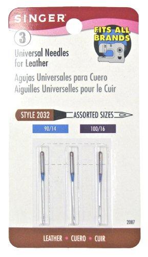 Learn More About Singer Leather Machine Needles