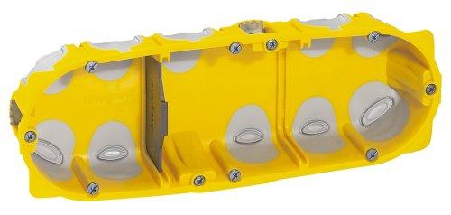 legrand-leg90510-boite-a-encastrer-batibox-energy-pour-plaque-de-platre-3-postes-profondeur-40-mm