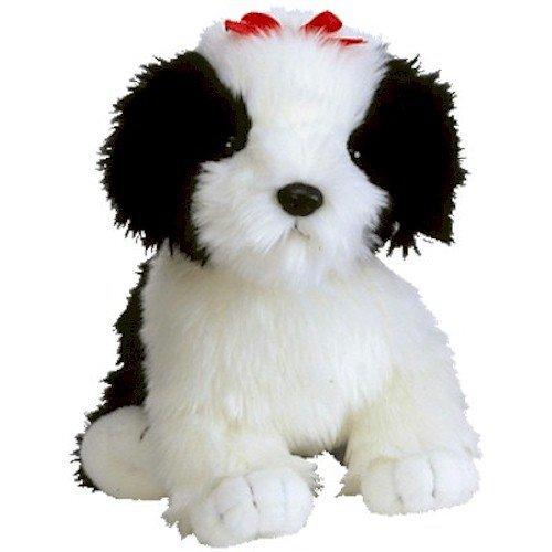 TY Beanie Buddy - POOFIE the Dog - 1