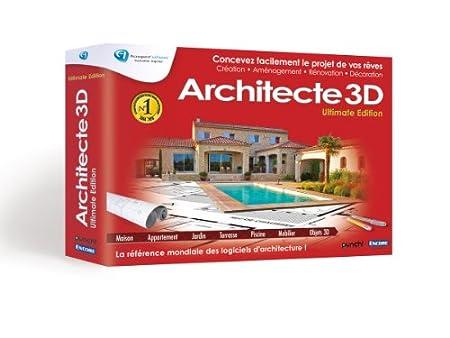 Architecte 3D - édition ultimate 2011
