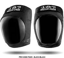 The 187 Pro Knee Pads, Black/Black Large