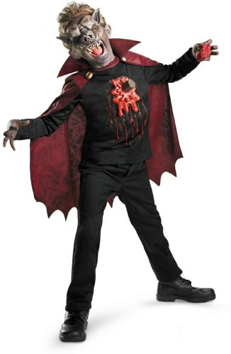 Blood Vamp Kids Costume