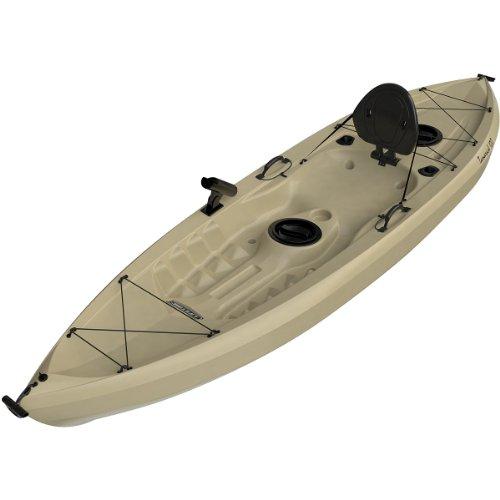 Boats lifetime lifetime tamarack angler kayak for Lifetime fishing kayak