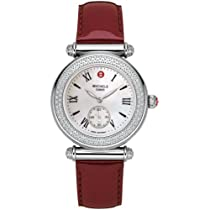 Michele Caber Diamond Scarlet Patent Leather Mww16a000011