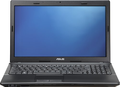 Asus - X54L - 15.6 Laptop - 2nd Intel i3-2330M 2.2GHz Processure - 4GB Retention - 500GB Hard Drive - Webcam - WiFi - Evil