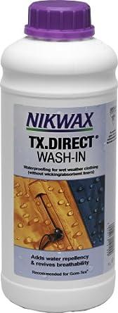 NikwaxTXDirectWashInWaterRepellent冲锋衣防水恢复剂