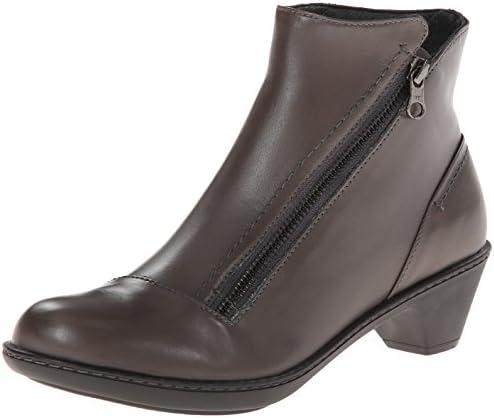 Dansko Womens Leather Billie Booties