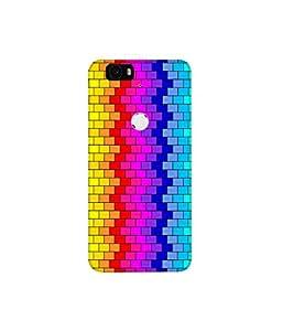 KolorEdge Printed Back Cover For Huawei Nexus 6P Multicolor - (8413-Ke10936Nexus6PSub)