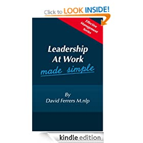 Leadership At Work made simple (Effective Management)