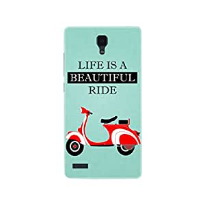 Motor Cycle Case for Xiaomi Redmi Note