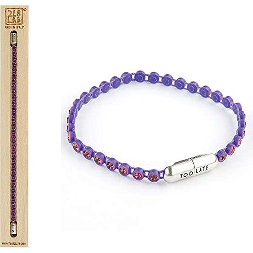 bracciale donna gioielli Too late Pingpong Colors trendy cod. 8052745220887