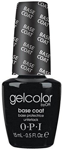 OPI Gelcolor 15ml - BASE COAT - Smalto Semipermenante -Collezione Primari