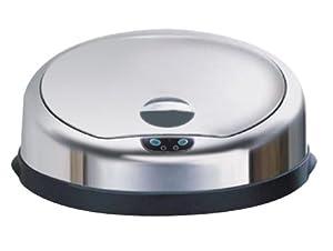 Kitchen move 101 couvercle pour poubelle automatique de for Poubelle cuisine pour meuble de 30 cm